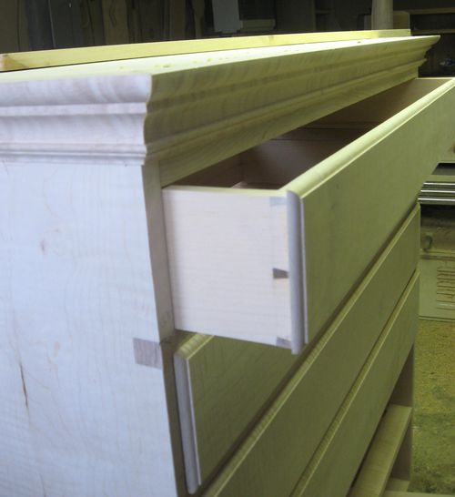 molding and joinery