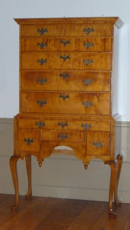 Highboy Straight View